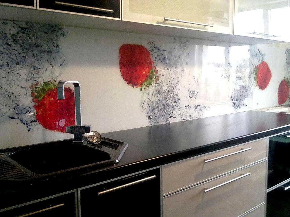 Фотопечать для фартука кухни фото дизайн